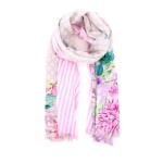 Yess accessoires sjaals rose 192670