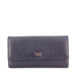 Yves renard accessoires portefeuille blauw 21858