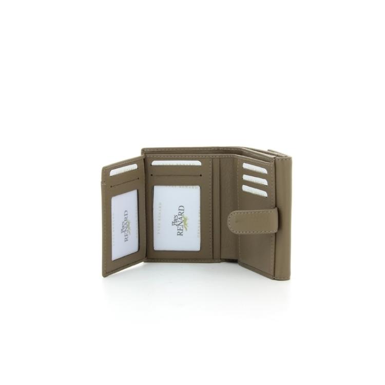 Yves renard accessoires portefeuille bruin 21851