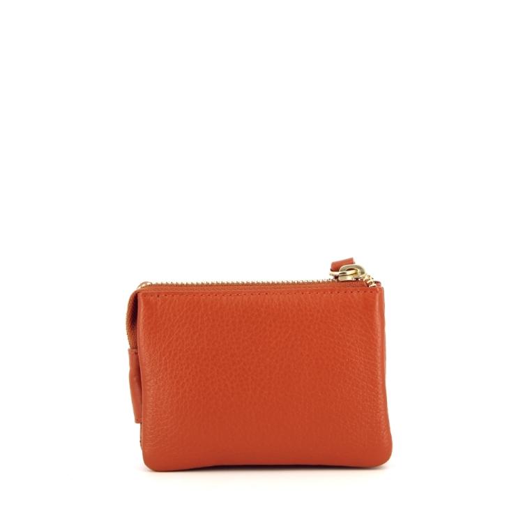 Yves renard accessoires portefeuille oranje 195991