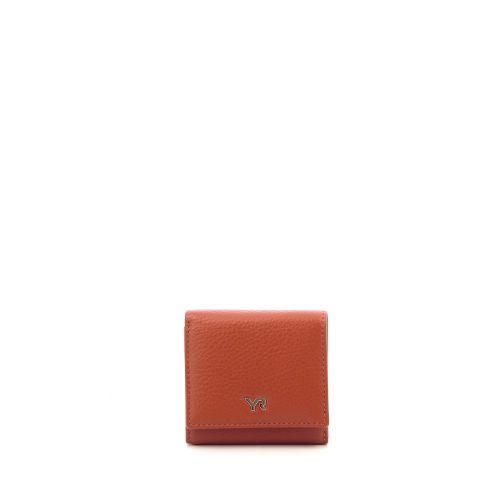 Yves renard accessoires portefeuille oranje 206930