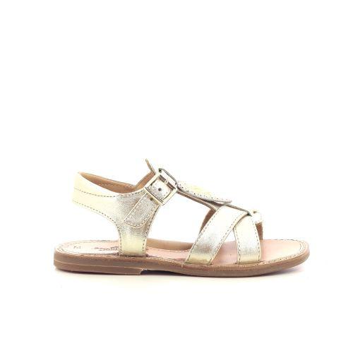 Zecchino d'oro  sandaal goud 213620