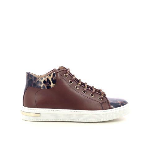 Zecchino d'oro kinderschoenen sneaker cognac 218621