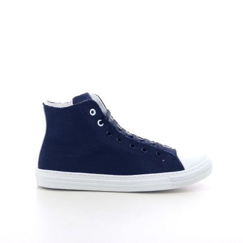 Zecchino d'oro kinderschoenen boots donkerblauw 213592