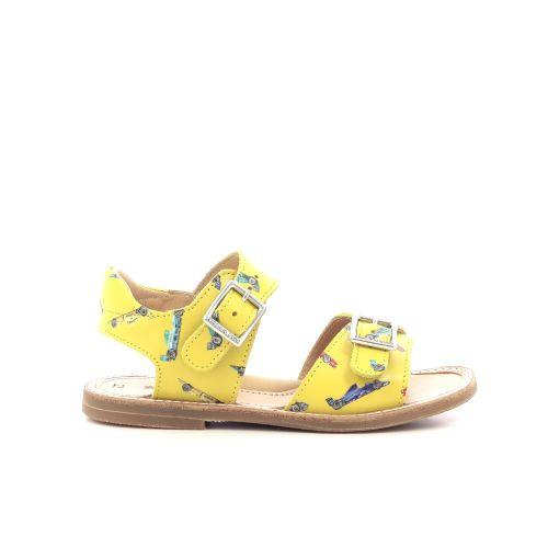 Zecchino d'oro kinderschoenen sandaal geel 204866