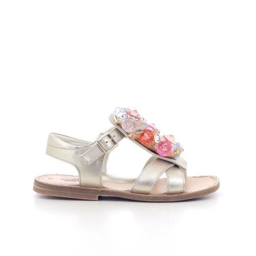 Zecchino d'oro kinderschoenen sandaal goud 204850
