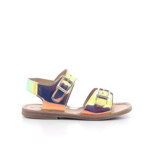 Zecchino d'oro kinderschoenen sandaal goud 204863