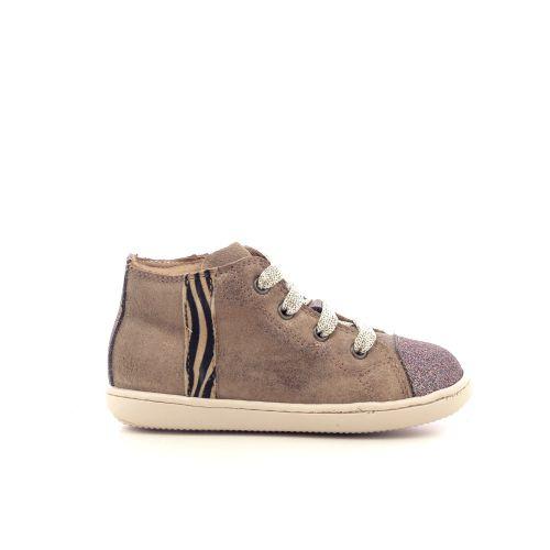 Zecchino d'oro kinderschoenen sneaker goud 218612