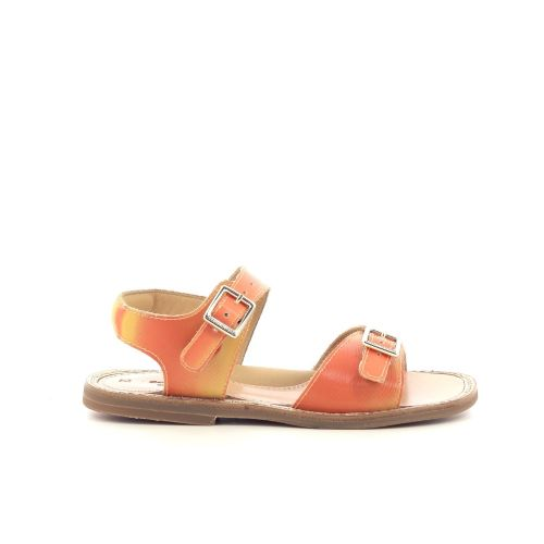 Zecchino d'oro kinderschoenen sandaal lila 213612
