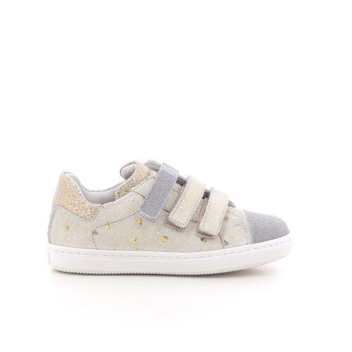 Zecchino d'oro kinderschoenen sneaker platino 204783