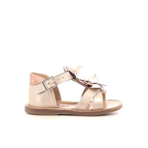 Zecchino d'oro kinderschoenen sandaal platino 213606