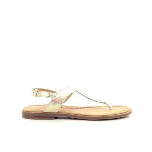Zecchino d'oro kinderschoenen sandaal platino 213608