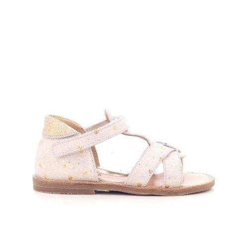 Zecchino d'oro kinderschoenen sandaal poederrose 204875