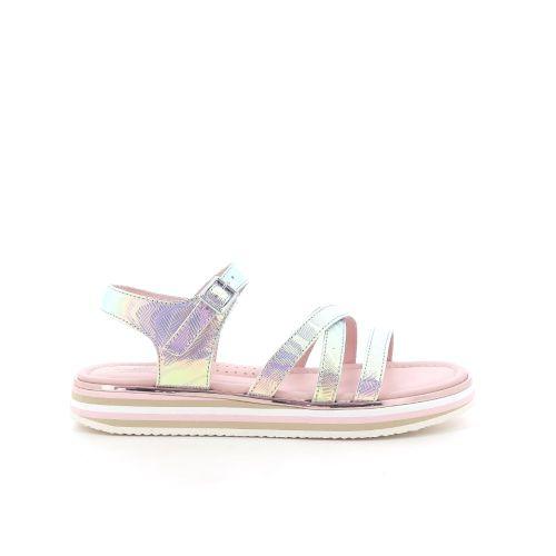 Zecchino d'oro kinderschoenen sandaal zilver 204842