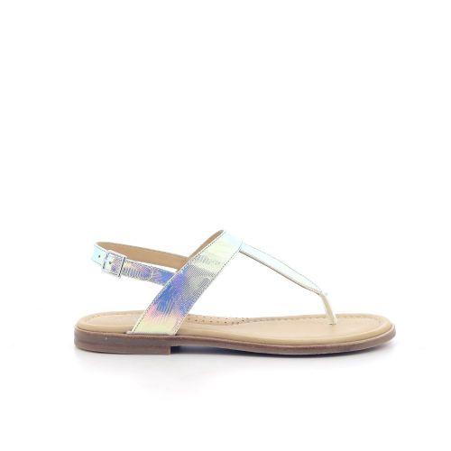 Zecchino d'oro kinderschoenen sandaal zilver 204848