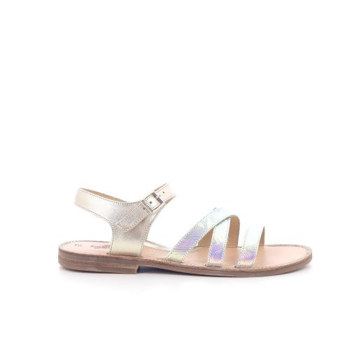 Zecchino d'oro kinderschoenen sandaal zilver 204849