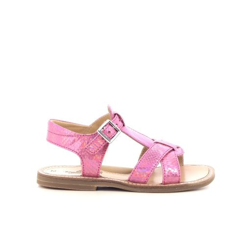 Zecchino d'oro kinderschoenen sandaal zilver 213624