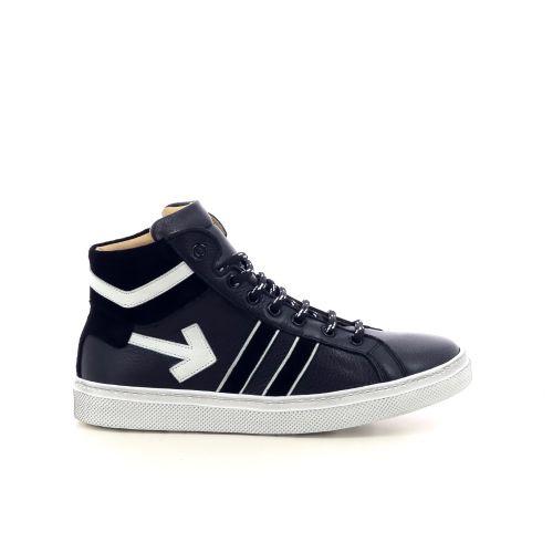 Zecchino d'oro kinderschoenen sneaker zwart 218607