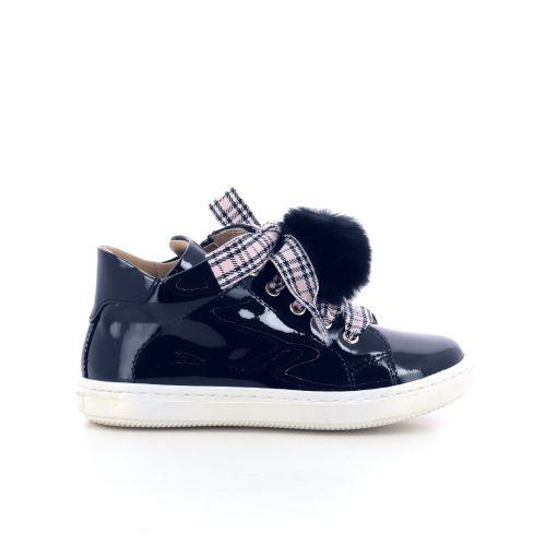 Zecchino d'oro kinderschoenen sneaker zwart 218613