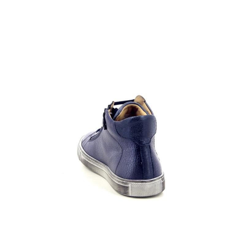 Zecchino d'oro kinderschoenen sneaker blauw 189308