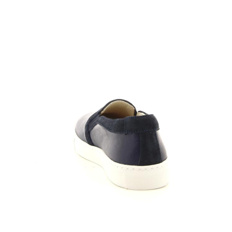 Zecchino d'oro kinderschoenen mocassin donkerblauw 11187