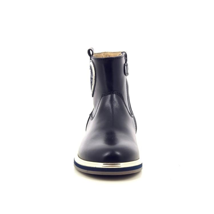 Zecchino d'oro kinderschoenen boots donkerblauw 189264
