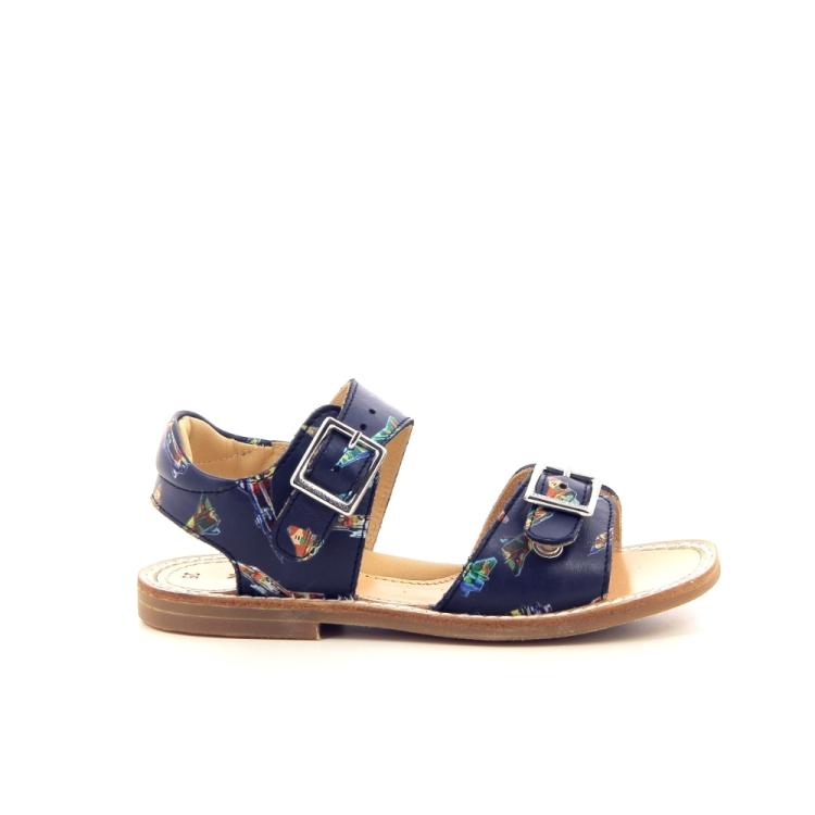 Zecchino d'oro kinderschoenen sandaal donkerblauw 194212