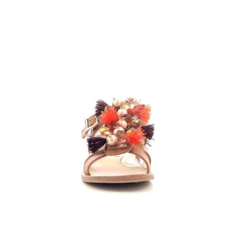Zecchino d'oro kinderschoenen sandaal naturel 204854