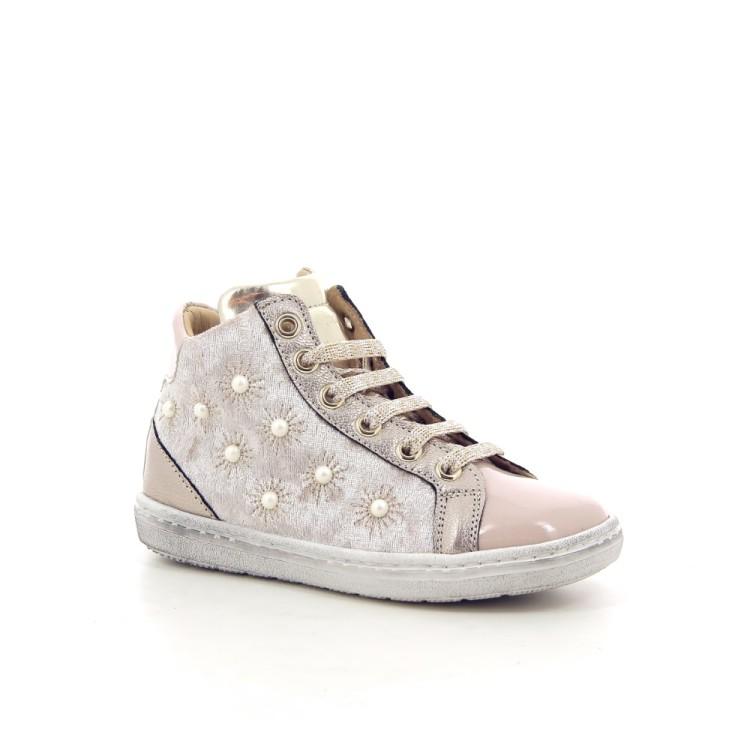 Zecchino d'oro kinderschoenen sneaker poederrose 189297
