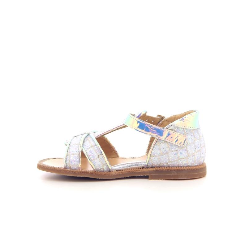 Zecchino d'oro kinderschoenen sandaal zilver 194246
