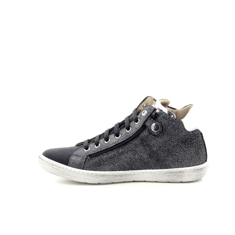 Zecchino d'oro kinderschoenen sneaker zwart 189315