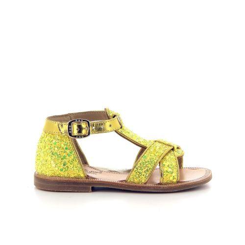 Zecchino d'oro koppelverkoop sandaal geel 183799