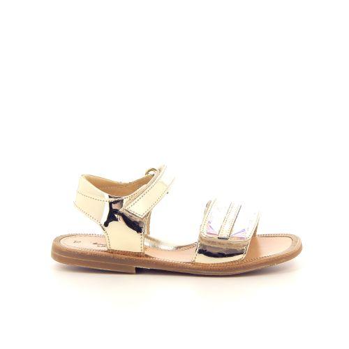 Zecchino d'oro koppelverkoop sandaal goud 194235