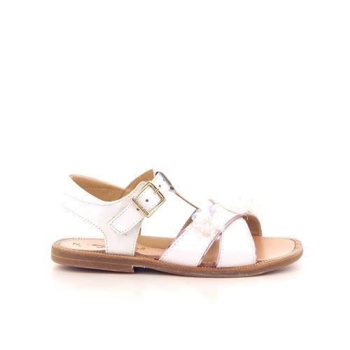 Zecchino d'oro koppelverkoop sandaal wit 194224