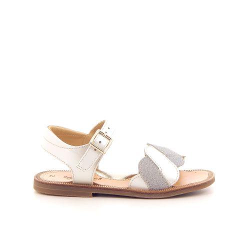 Zecchino d'oro solden sandaal ecru 194221