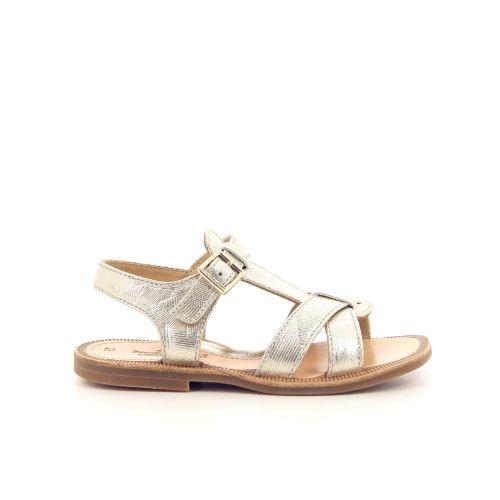 Zecchino d'oro solden sandaal goud 194237