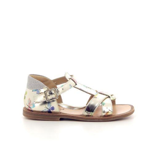 Zecchino d'oro solden sandaal platino 194243