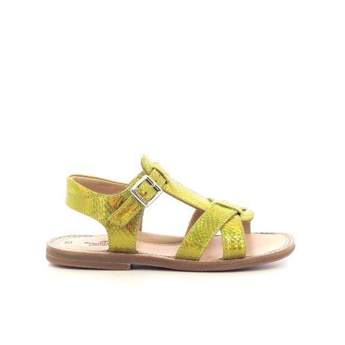 Zecchino d'oro  sandaal zilver 213624
