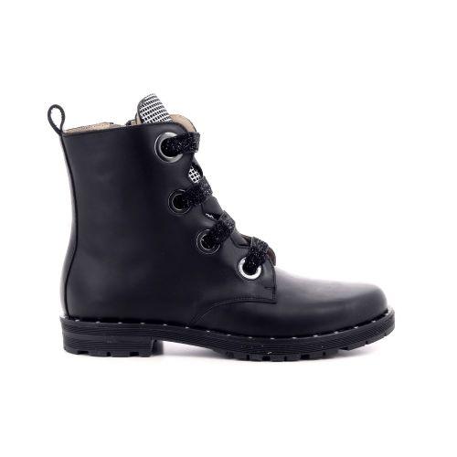 Zecchino d'oro  boots zwart 210829