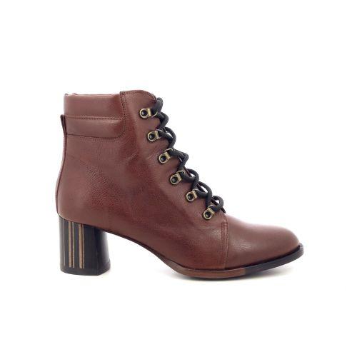 Zinda  boots cognac 200464
