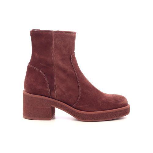 Zinda damesschoenen boots camel 218801
