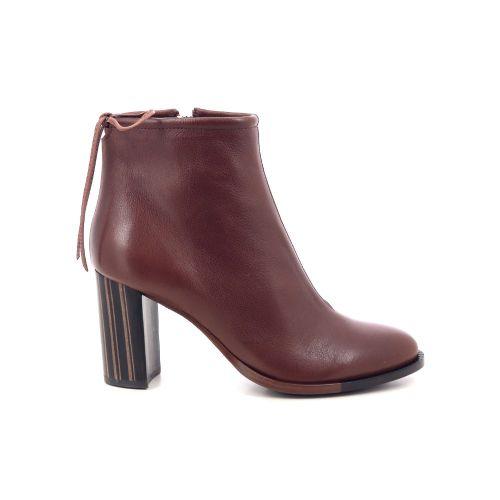 Zinda damesschoenen boots cognac 200471