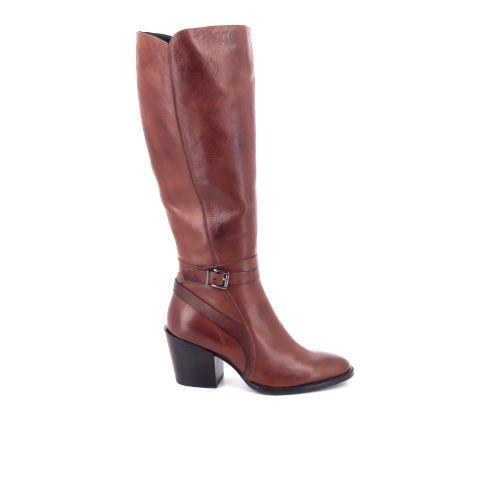 Zinda damesschoenen boots cognac 200473