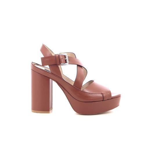Zinda damesschoenen sandaal cognac 205201