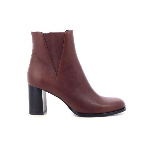 Zinda damesschoenen boots cognac 209750