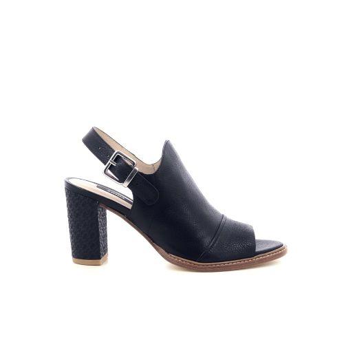 Zinda damesschoenen sandaal donkerblauw 205618