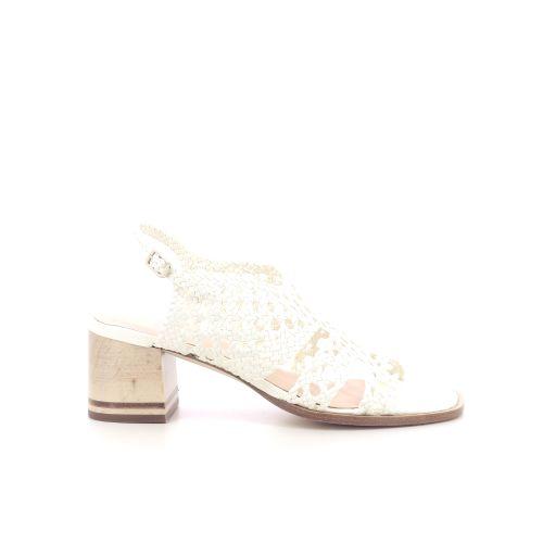 Zinda damesschoenen sandaal ecru 214499