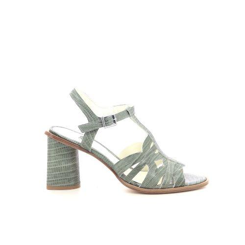 Zinda damesschoenen sandaal kaki 214502