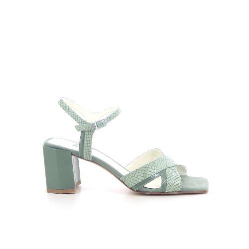 Zinda damesschoenen sandaal l.kaki 214500