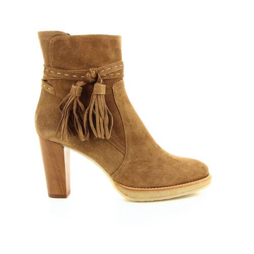 Zinda damesschoenen boots l.taupe 20562